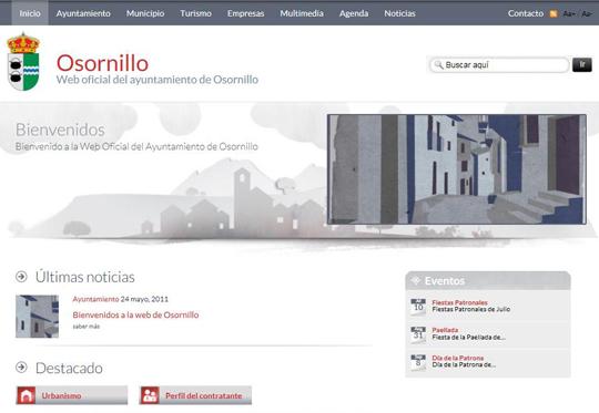 Bienvenidos a la web de Osornillo