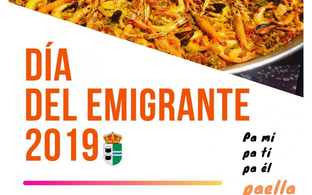 DÍA DEL EMIGRANTE 2019