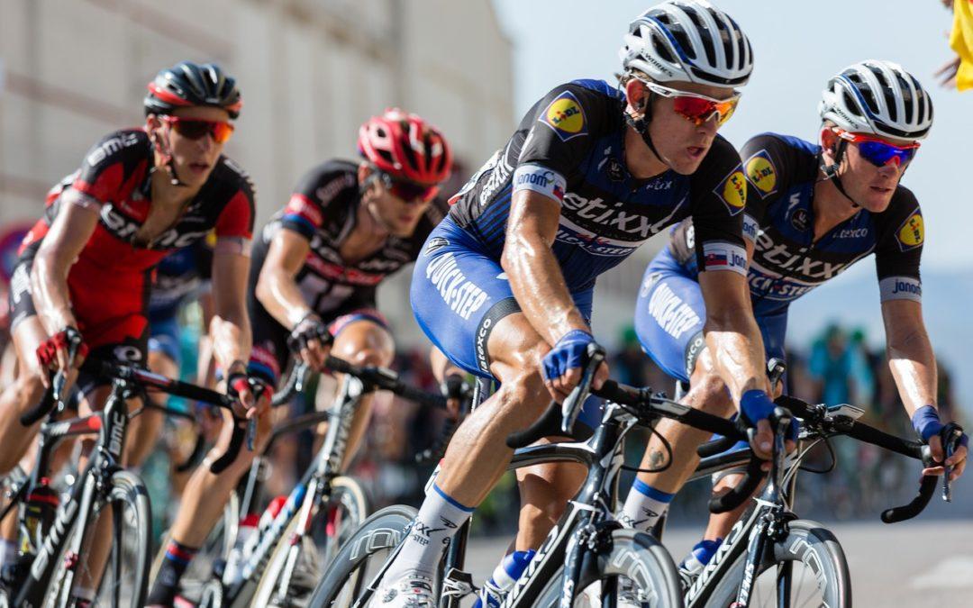 Cambio de fecha en el paso por Osornillo de La Vuelta ciclista a España